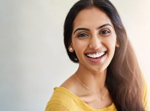 Your dentist in Lakewood, Dallas uses Opalescence Boost to brighten teeth.
